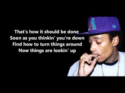 Young, Wild and Free - Wiz Khalifa Feat. Snoop Dogg and Bruno Mars - Lyrics [HD]