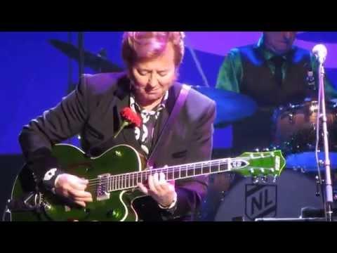 Brian Setzer--Riverside Fox--12 17 14--Boogie Santa Claus