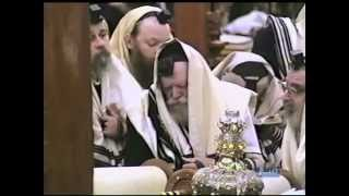 Tisha B'Av with The Rebbe: Afternoon Prayers and Haftorah