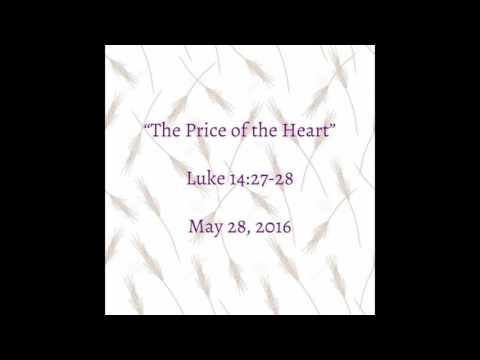 The Price of the Heart: Audio Recording