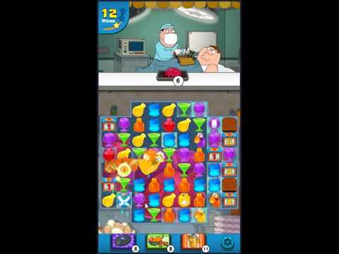 Family Guy Another Freakin Mobile Game Level 1087 - NO BOOSTERS