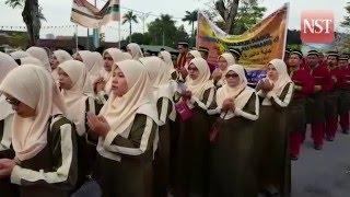Penang Maulidur Rasul celebrations take-off in Prai
