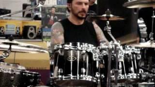John Tempesta Tama Drum Clinic 2008