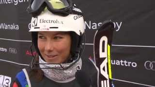 Wendy Holdener wins Ladies Alpine Giant Slalom | Winter Games NZ 2013