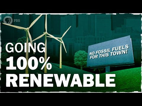 Why One Conservative Texas City Went 100% Renewable | Hot Mess 