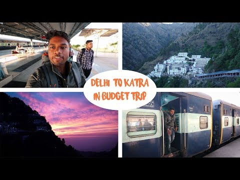 Delhi To Vaishno Devi Trip In Just ₹2,500 | Budget Travel Tips |