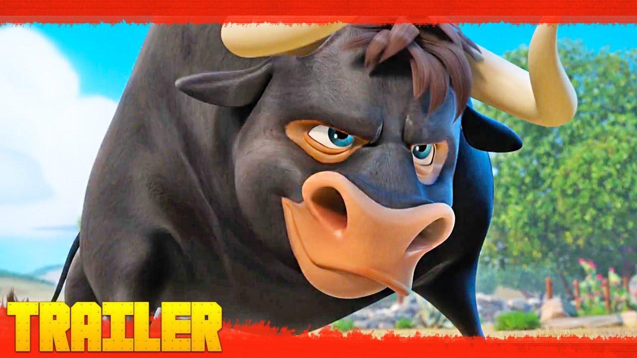 Ferdinand (2017) Primer Tráiler Oficial Español - YouTube