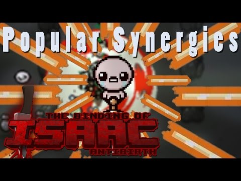 The Binding of Isaac Antibirth | A Basement to the Past! | Popular Synergies!