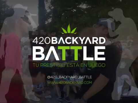 Resultado de imagen de 420backyardbattle