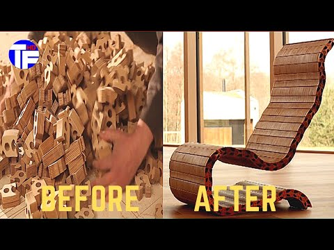 DIY Easy Wood Projects You Should See #1 Expanding Furniture | Top Finest HD