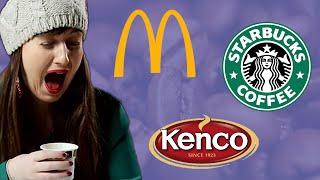 Irish People Blind Taste Test Coffee