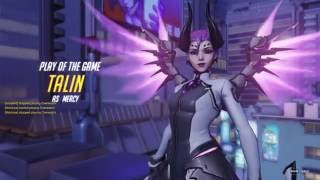 5 MAN RES ON MERCY wins the game!