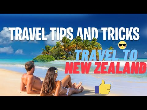 ✅ All The World Wants To Travel To New Zealand