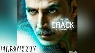 CRACK Movie | Akshay Kumar's - First Look Revealed