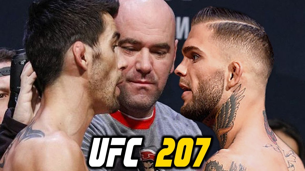 best of dominick cruz u0026 cody garbrandt pre fight talk trash smack