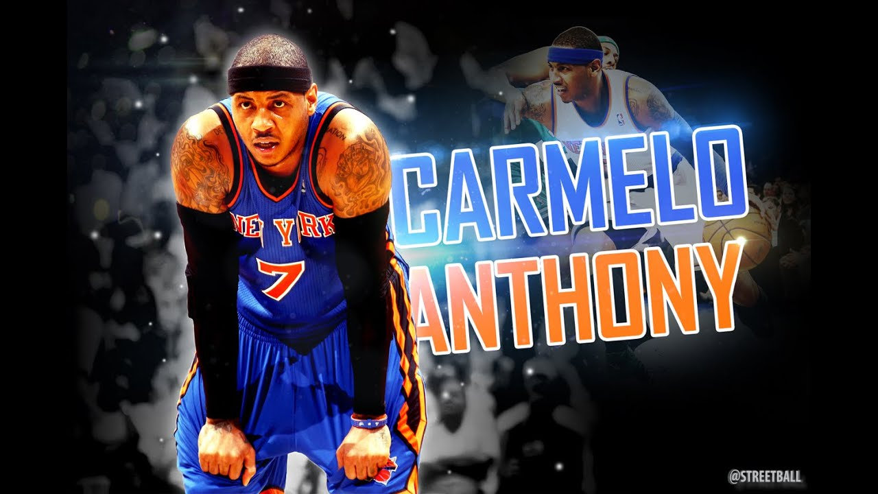 Carmelo Anthony Career Mix