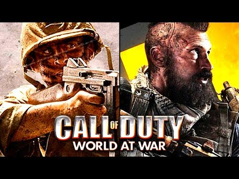 From World at War to Black Ops 4... (Call of Duty) thumbnail