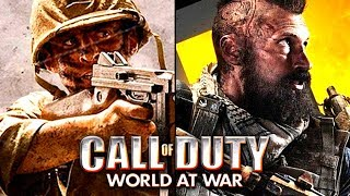 From World at War to Black Ops 4... (Call of Duty)