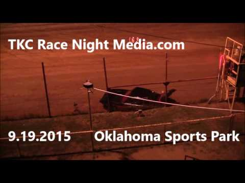 Oklahoma Sports Park Enduro Roll Over