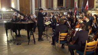 Wolfgang Gerold: Mozart KK KV 466 2. Satz  9. Mai 2010