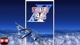 STRIKERS 1945-2 (By MOBIRIX) - iOS / Android - Gameplay Video