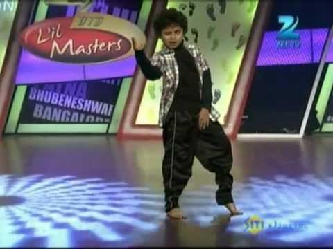 DID L'il Masters Season 2 May 12 '12 - Shivam & Tanay