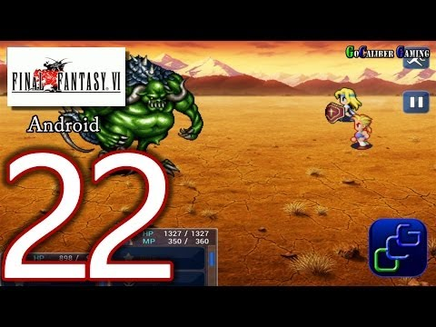 FINAL FANTASY 6 (VI) Android Walkthrough - Part 22 - Tzen, Mobliz, Nikeah