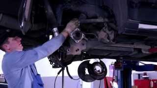 Chevrolet Tahoe - ремонт  заднего моста (замена чулка + переборка)- ЧАСТЬ 1(, 2015-09-01T11:20:46.000Z)