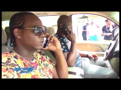 TEEJAY UP TOP BOSS TOOK STREET LINK IN HIS MONTEGO BAY COMMUNITY | RYHME MINISTA #TEEJAY