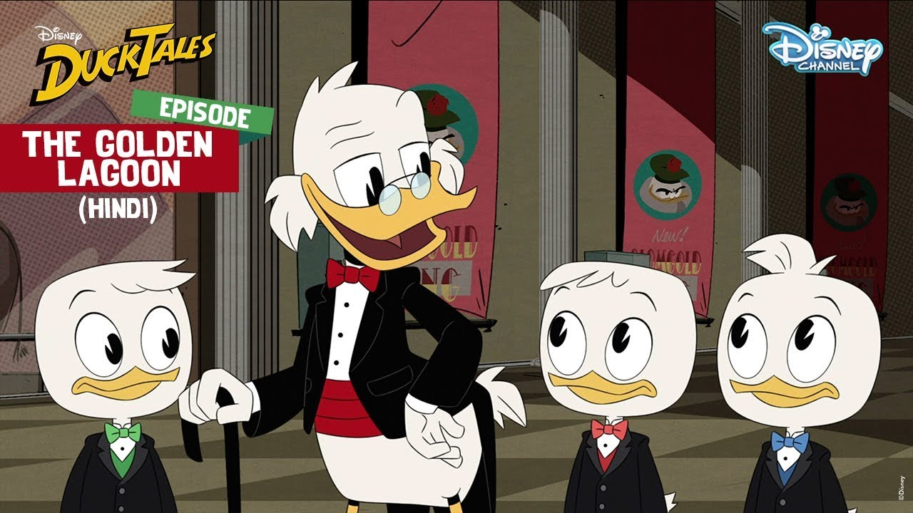 Download DuckTales   Episode   The Golden Lagoon   Hindi