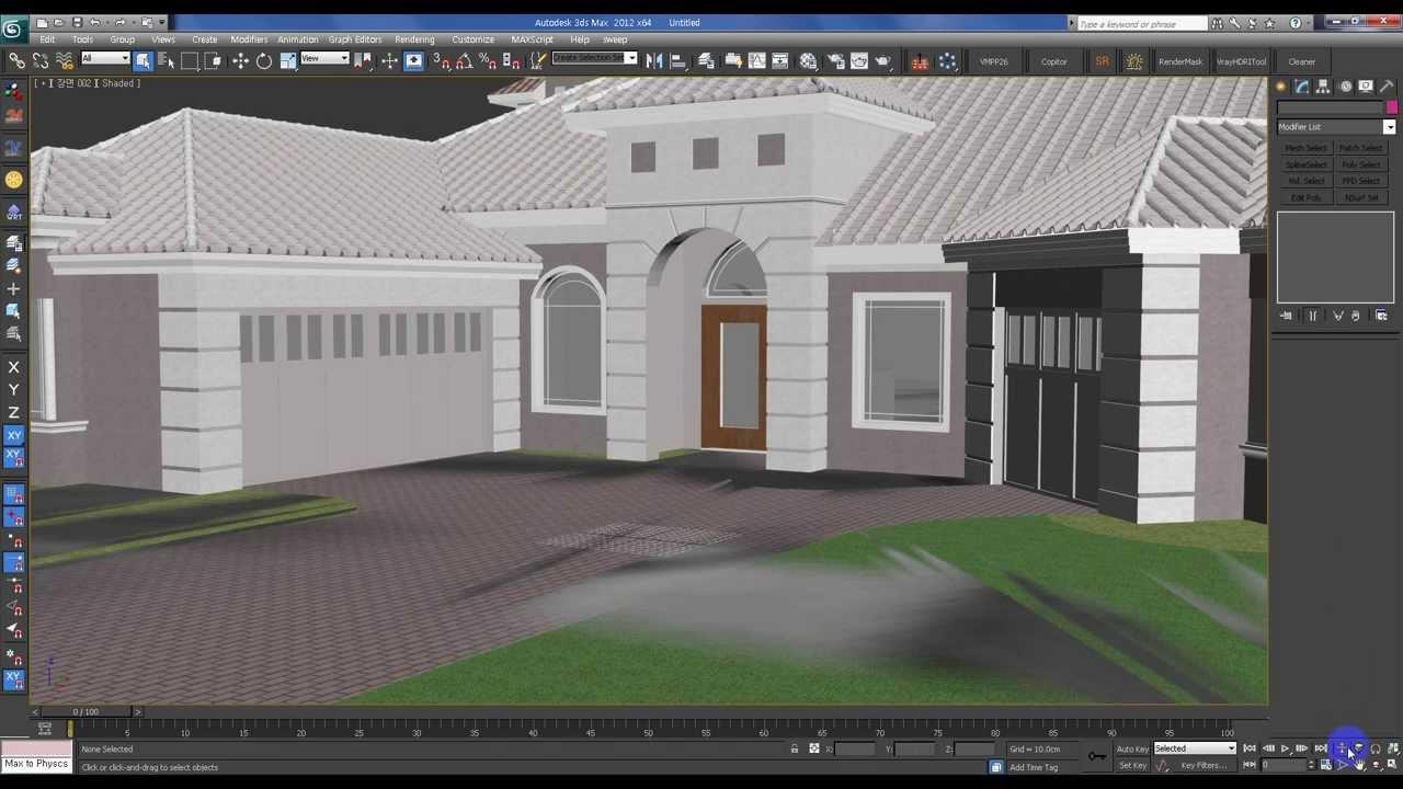 Batzal Roof Designer 로 기와 만들기 Youtube