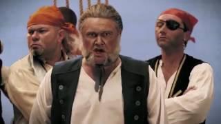 пародия на фильм Пираты карибского моря
