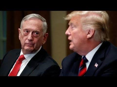 Former U.S. defence secretary condemns Trump's handlingof crisis