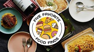FIVE FAVORITE FOOD FINDS: Mark Tan of Eatsplorations | Yummy PH