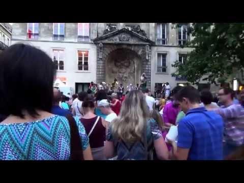 Fête de la Musique à Bordeaux 2014