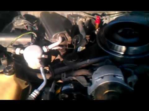1984 Cutlass Supreme V6 38l  YouTube