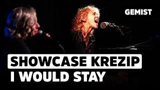 Krezip - I Would Stay | Live bij 538 Showcase