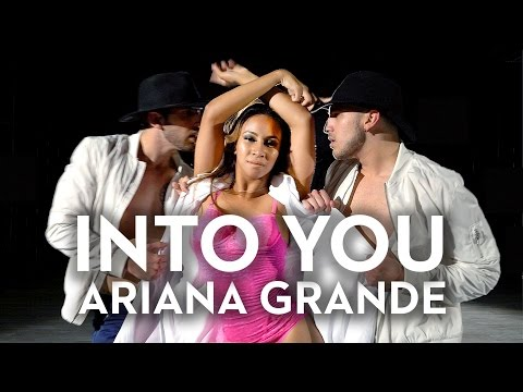 ARIANA GRANDE - Into You | Kyle Hanagami Choreography
