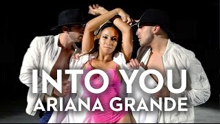 ARIANA GRANDE - Into You | Kyle Hanagami Choreography