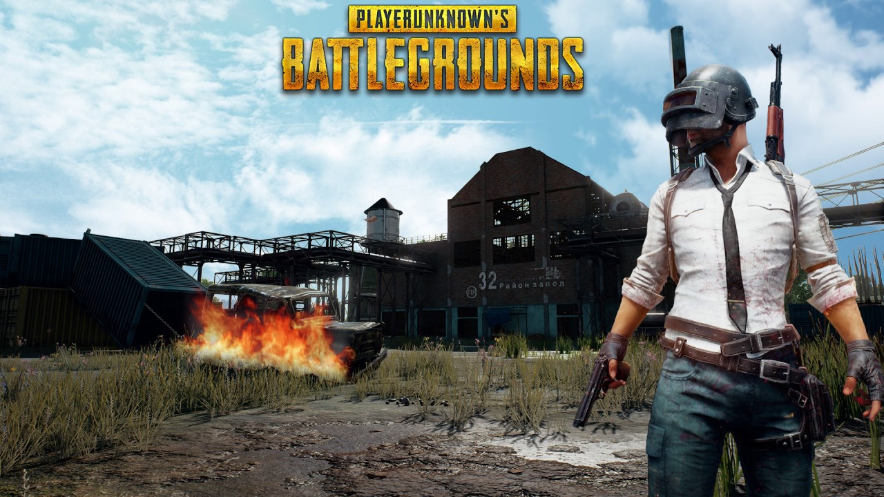 Pubg Wallpaper Hd Pc: PUBG Background Loop HD