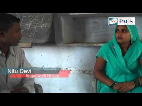 Anganwadi Fails Mothers in Puraina, Uttar Pradesh - Video Volunteer Brahmajeet Reports