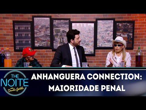 Anhanguera Connection: Maioridade Penal | The Noite (27/03/19)