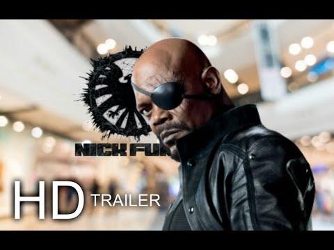 MARVEL'S NICK FURY Trailer(2019)Samuel L Jackson(Fan Made)