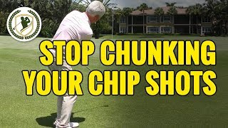 How To Stop Chunking Your Golf Chip Shots
