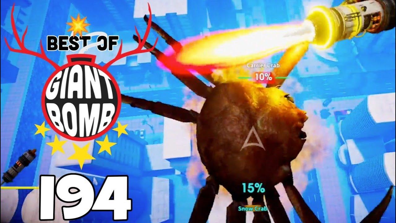 Best of Giant Bomb 194 - Anthem Rap