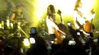 At The Gates Of Manala - Apocalyptica - 14-1-2012
