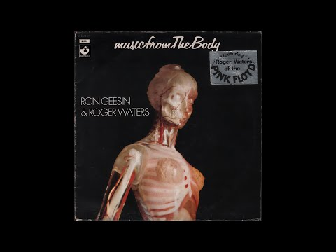 Ron Geesin & Roger Waters - Music From The Body (1970) full Album