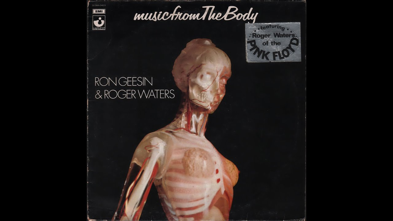 Download Ron Geesin & Roger Waters - Music From The Body (1970) full Album