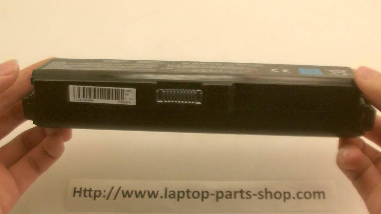 Laptop battery for PA3817U-1BRS, PA3634U-1BAS, PA3818U-1BRS