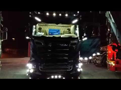 Truckers - Scania R-920 V8 F.lli Acconcia 1of1 Unico Esemplare Al Mondo!